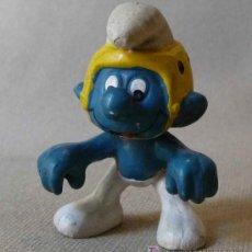 Figuras de Goma y PVC: FIGURA PVC, PITUFO, THE SMURFS, ALEMANIA, 1978. Lote 20153584