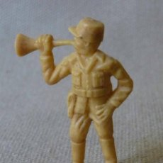 Figuras de Goma y PVC: FIGURA DE PLASTICO, PREMIUM ORIGINAL, DUNKIN, SOLDADO JAPONES. Lote 20197527
