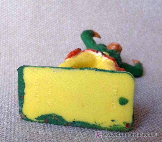 Figuras de Goma y PVC: FIGURA DE PLASTICO, COW BOY, VAQUERO, FABRICADO POR STARLUX, , 1960s, FRANCIA - Foto 3 - 20134895