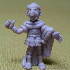 Figuras de Goma y PVC: FIGURA DE PLASTICO, PREMIUM, SERIE ASTERIX, DARGAUD, DUNKIN. Lote 22013970