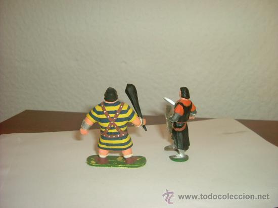 Figuras de Goma y PVC: 1 - Foto 2 - 44276956