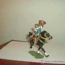 Figuras de Goma y PVC: ESTEREOPLAST CAPITAN TRUENO.PLÁSTICO.FOTOS ADICIONALES. Lote 27298908