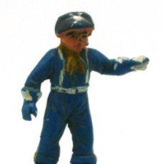 Figuras de Goma y PVC: CABO RUSTY PECH HERMANOS GOMA AÑOS 50. Lote 20671365