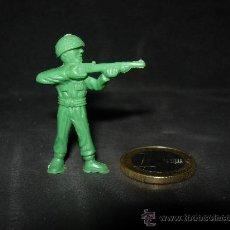 Figuras de Borracha e PVC: FIGURITA DUNKIN SOLDADO AMERICANO 12. Lote 27379197