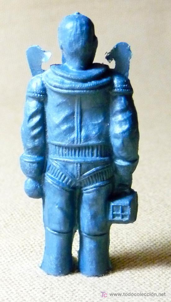 Figuras de Goma y PVC: FIGURA DE PLASTICO, PREMIUM, ASTRONAUTA, COSMONAUTA, SPACE , DETERGENTE ? - Foto 2 - 21245290