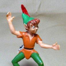 Figuras de Goma y PVC: RARA FIGURA DE PVC, PETER PAN, COMICS SPAIN. Lote 21912912