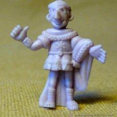 Figuras de Goma y PVC: PREMIUM CHICLES DUNKIN, SERIE ASTERIX, DARGAUD. Lote 22535843