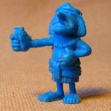 Figuras de Goma y PVC: PREMIUM CHICLES DUNKIN, SERIE ASTERIX, DARGAUD. Lote 22535857