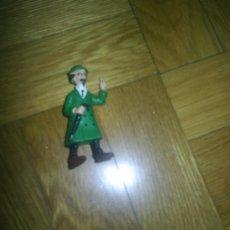 Figuras de Goma y PVC: MUÑECO DE PVC PROFESOR TORNASOL DE TINTIN BULLY?. Lote 22567451