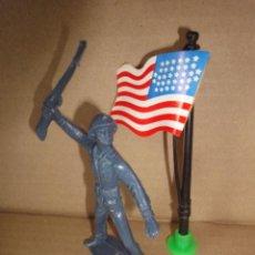 Figuras de Goma y PVC: COMANSI SOLDADO AMERICANO. Lote 22562999