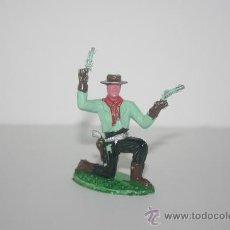 Figuras de Goma y PVC: FIGURA MANEL MANUEL SOTORRES - AÑOS 60-70. Lote 26790568