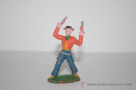 FIGURA MANEL MANUEL SOTORRES - AÑOS 60-70 (Juguetes - Figuras de Goma y Pvc - Sotorres)
