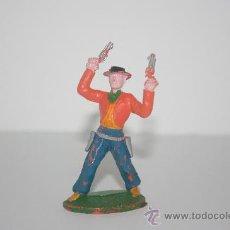 Figuras de Goma y PVC: FIGURA MANEL MANUEL SOTORRES - AÑOS 60-70. Lote 26790570