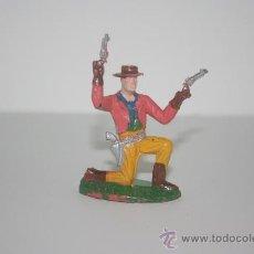 Figuras de Goma y PVC: FIGURA MANEL MANUEL SOTORRES - AÑOS 60-70. Lote 26790575