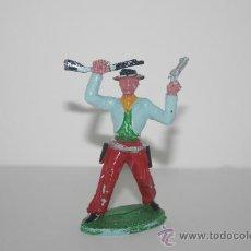 Figuras de Goma y PVC: FIGURA MANEL MANUEL SOTORRES - AÑOS 60-70. Lote 26790578