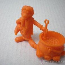 Figuras de Goma y PVC: FIGURA SERIE ASTERIX OBELIX - UDERZO 80 -. Lote 26621948