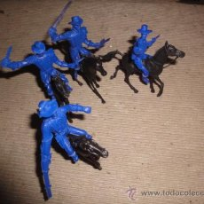 Rubber and PVC Figures - COMANSI FEDERALES - 22746312