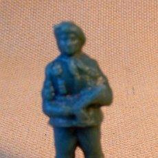 Figuras de Goma y PVC: FIGURA PLASTICO PREMIUM PARACAIDISTA TODDY 60S MUY RARO. Lote 22756300