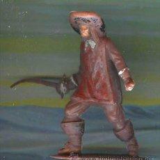 Figuras de Goma y PVC: FIGURA DE UN MOSQUETERO DE JECSAN. Lote 22796447