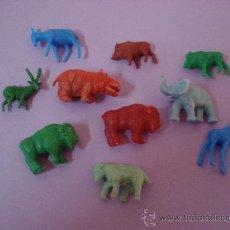 Figuras de Goma y PVC - Premium Lote figuras Dunkin Original . . . - 22975156