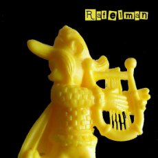 Figuras de Goma y PVC: DUNKIN - COLECCIÓN ASTERIX ORTIZ - ASURACENTURIX EL BARDO. Lote 27292170