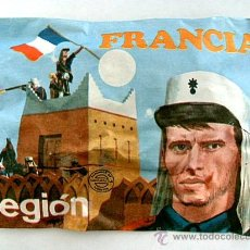 Figuras de Goma y PVC: SOBRE MONTAPLEX Nº 109 - FRANCIA LEGION - SOBRE CERRADO. Lote 202312086