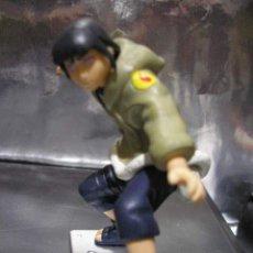 Figuras de Goma y PVC: UXF FIGURA DESONOCIDA 2 PERSONAJE DE FICCION MANGA ANIME DE NARUTO 10 CMS RESINA PVC NINJA. Lote 27514411