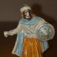 Figure di Gomma e PVC: PECH: GUARDIA MORO EN GOMA ORIGINAL 100% AÑOS 60 ,. Lote 26315517
