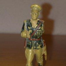 Figuras de Goma y PVC: PECH HERMANOS : GENERAL DESFILE EN GOMA AÑOS 50 . Lote 26315536
