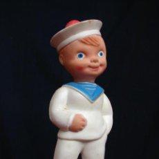 Figuras de Goma y PVC: MUÑECO MARINERO CON PITO. Lote 26573494