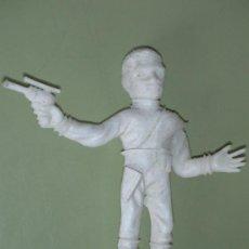 Figuras de Goma y PVC: FIGURA ANTIGUA ASTRONAUTA O GALACTICO DE PLASTICO. Lote 23989602