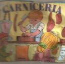 Figuras de Goma y PVC: CARNICERÍA. Lote 24009097