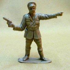 Figuras de Goma y PVC: FIGURA DE PLASTICO, OFICIAL INGLES, FABRICADO POR COMANSI. Lote 25034941