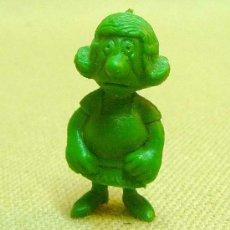 Figuras de Goma y PVC: FIGURA DE PLASTICO, PREMIUM DUNKIN, SERIE BRUGUERA, CHACHA, 1960S. Lote 24765037