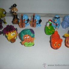 Figuras Kinder: FIGURAS DE VARIAS COLECCIONES KINDER. Lote 26322851