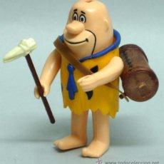 Figuras de Goma y PVC: PEDRO PICAPIEDRA LOS PICAPIEDRA D TOYS SA HANNA BARBERA 1983. Lote 25074588