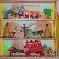 Figuras de Goma y PVC: COMANSI WEST.. Lote 26713787