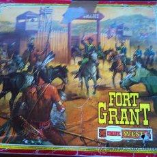 Figuras de Goma y PVC: FORD GRANT DE COMANSI. Lote 25430613