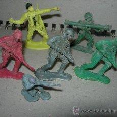 Figuras de Goma y PVC: LOTE DE SOLDADOS. Lote 25539022
