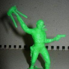 Figuras de Goma y PVC: FIGURA VAQUERO. Lote 25539326