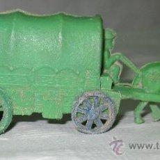 Figuras de Goma y PVC: CARAVANA MONTAPLEX,AÑOS 60. Lote 25623178