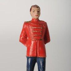Figuras de Goma y PVC: PORTERO O BEDEL DEL CIRCO DE JECSAN, GOMA, AÑOS 50. Lote 25903122