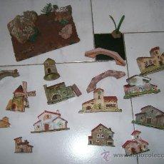 Figuras de Goma y PVC: LOTE DE BELEN. PECH HERMANOS, OLIVER.. Lote 26041467