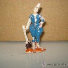 Figuras de Goma y PVC: FIGURA DE PAYASO DEL CIRCO JECSAN EN PLASTICO. AÑO 1960S.. Lote 27422686