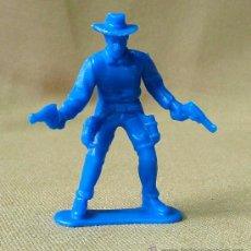 Figuras de Goma y PVC: FIGURA DE PLASTICO, VAQUERO O COW BOY, PIPERO. Lote 26274918