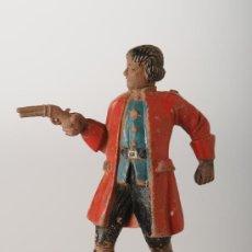 Figuras de Goma y PVC: PIRATA, DE REAMSA, GOMA, AÑOS 50. Lote 26133995