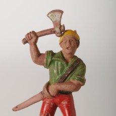 Figuras de Goma y PVC: PIRATA, DE REAMSA, GOMA, AÑOS 50. Lote 26133997