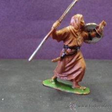 Figuras de Goma y PVC: JECSAN. MORO ARABE SERIE BEN-YUSUF. AÑOS 60. MOROS Y ARABES. Lote 26327597