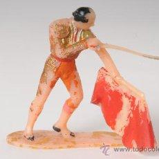 Figuras de Goma y PVC: TORERO, DE REAMSA, GOMA, AÑOS 50. Lote 26436491