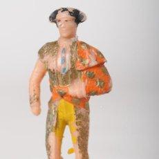 Figuras de Goma y PVC: TORERO, DE REAMSA, GOMA, AÑOS 50. Lote 26436529